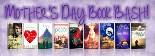 Mothers Day Book Bash Banner