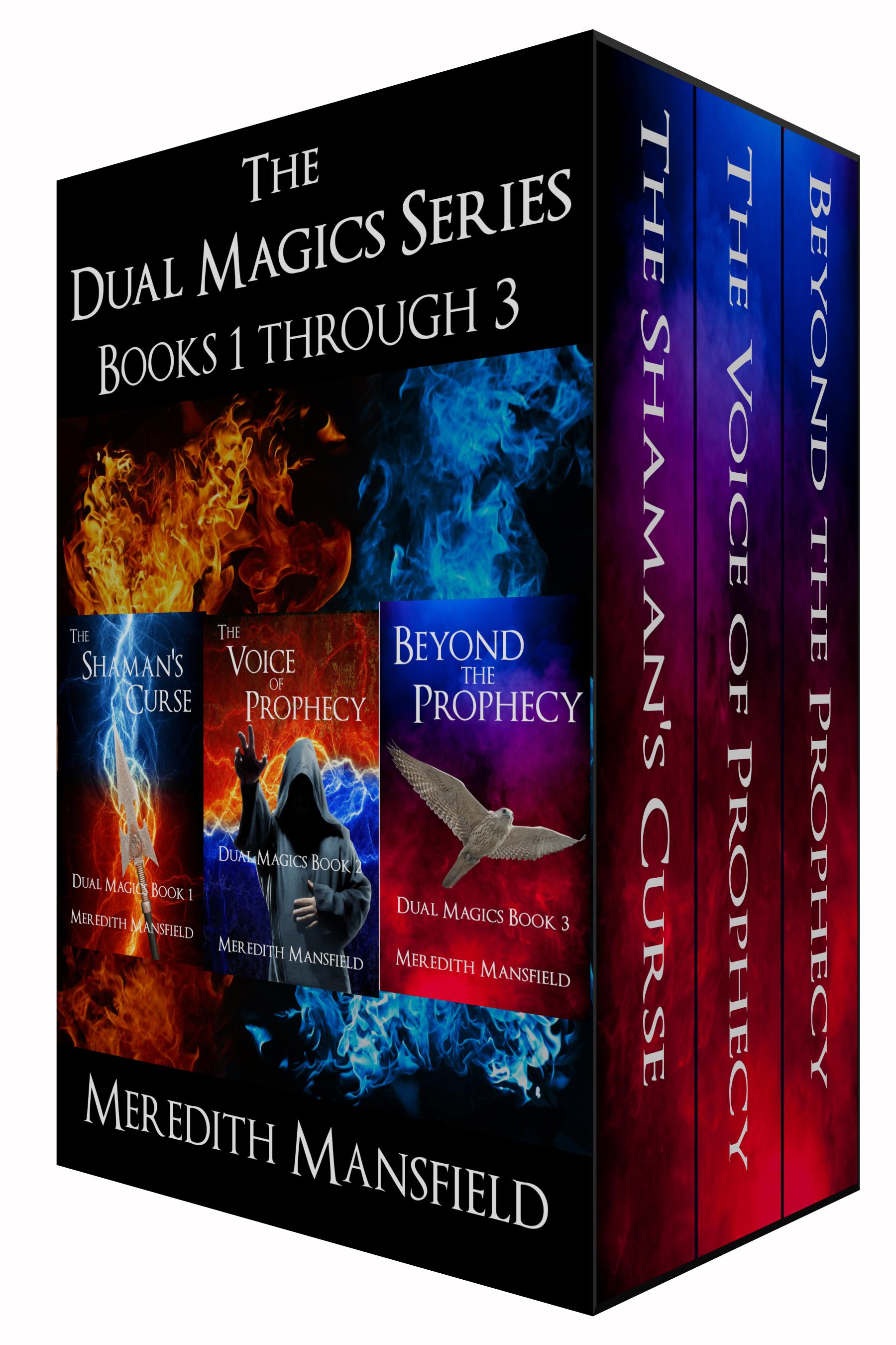 Dual Magics 1-3 Boxed Set