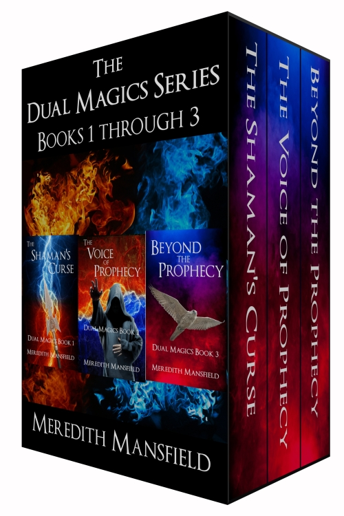 Dual Magics 1-3 Boxed Set