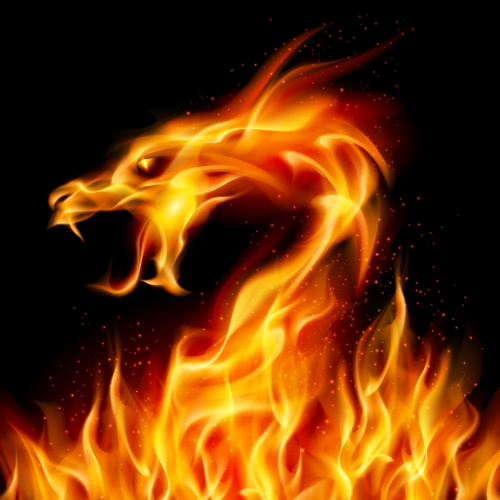 fire-dragon