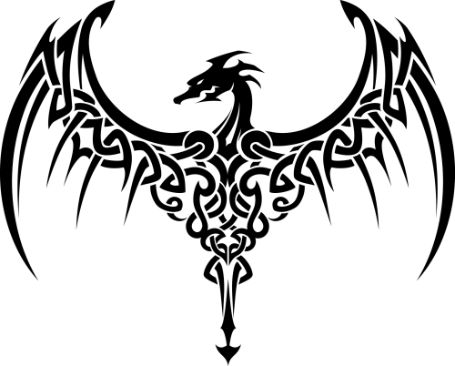 celtic dragon_46947764